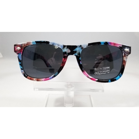 New Ladies Flower sunglasses